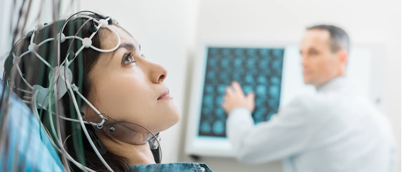 בדיקת EEG